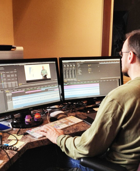 Certificate program in Video Editing