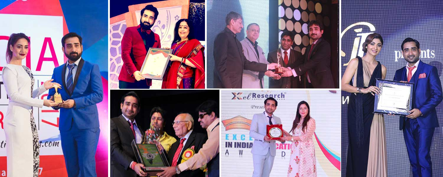 awarded best mass communication college in Delhi