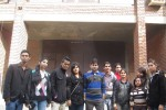 BMC 1 SEM STUDENT ENJOYING THE MOMENT....................