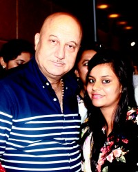 Mass Communication college student with Aupa Kher