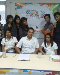 all_students_ready_for_mtv_colors_of_youth_2013.__at_maharani_bagh.