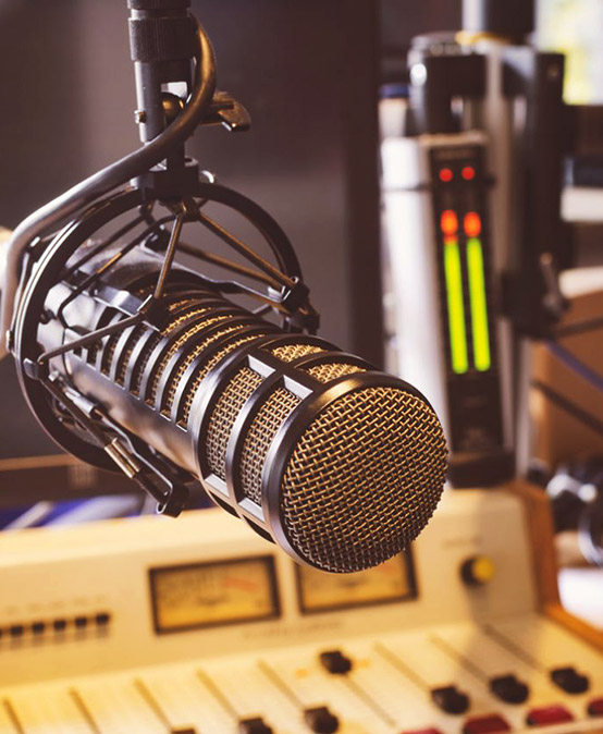 Certificate Program in Radio Jockeying