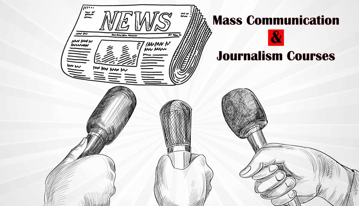 mass communication and Journalism courses in Delhi